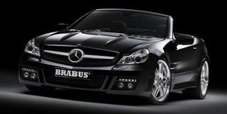 Illustration for article titled 2009 BRABUS S V12 S Hauls Ess El