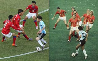 Illustration for article titled Who is the best soccer player at the World Cup? Science has the answer.
