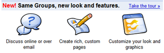 Illustration for article titled Google Groups out of beta, updates interface