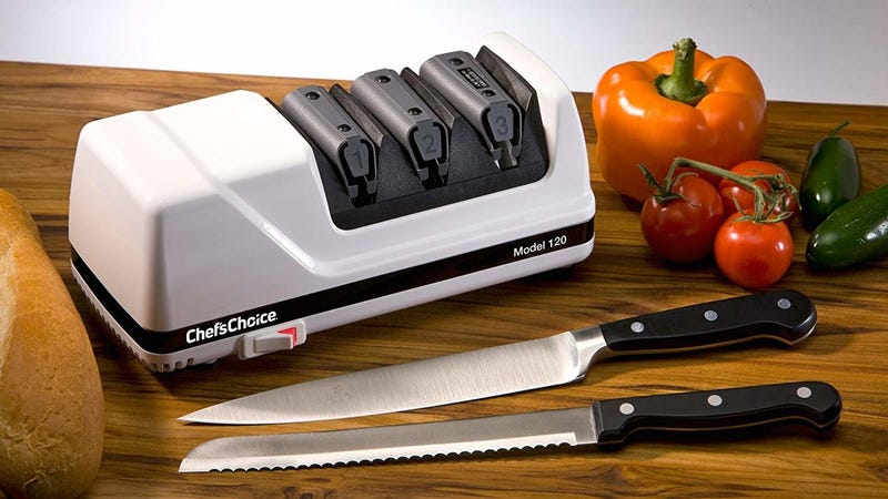 Chef'sChoice 120 Knife Sharpener | $68 | Woot