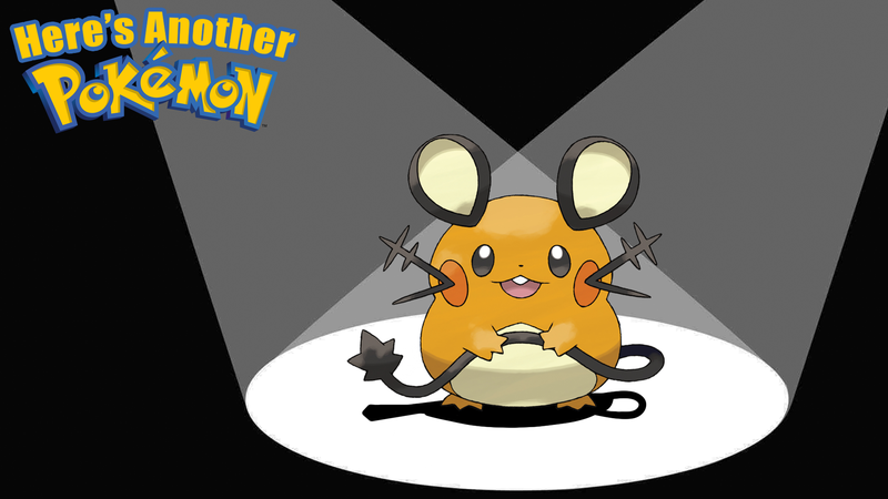 Dedenne Breaks Into Homes & Steals Electricity