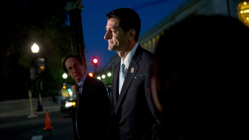 Illustration for article titled Paul Ryan Will Run for Speaker if He's Sure He'll Win