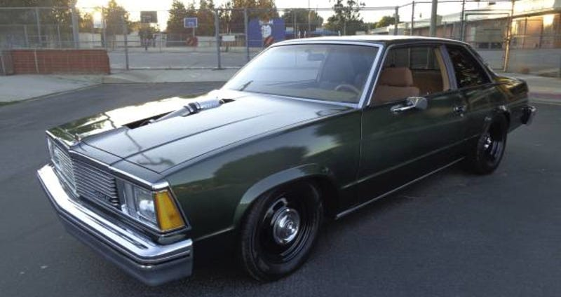 Illustration for article titled For $12,800, This 1980 Chevy Malibu Is Ready For The Street Or The Strip