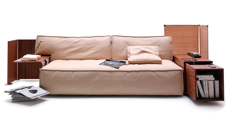 You Could Probably Spend Your Entire Life On Starcku0027s New Gadget Friendly  Sofa