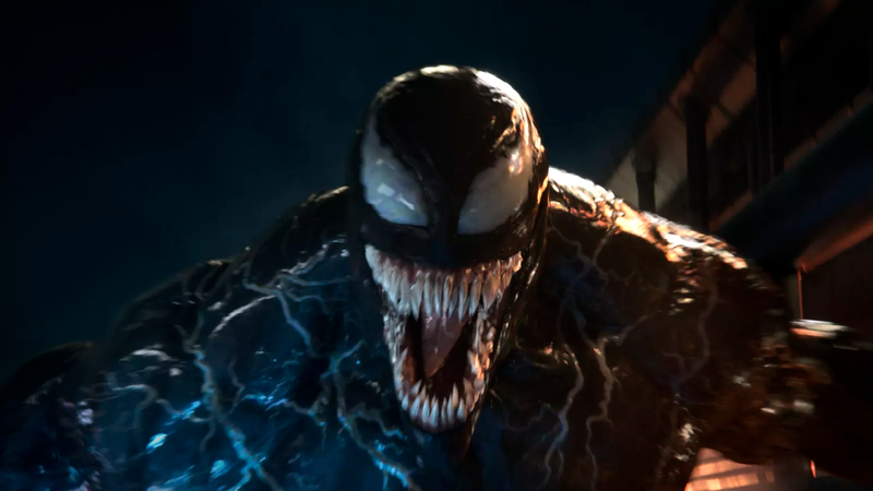 Venom is violent, but we are not that violent.
