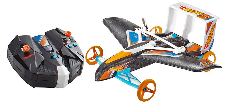 Illustration for article titled A Flying RC Car That's as Easy To Pilot as It Is To Drive