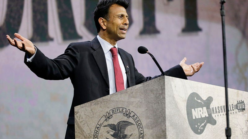 Illustration for article titled Bobby Jindal Blames Oregon Shooting on Abortion and Single Mothers