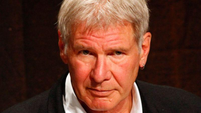 Illustration for article titled Harrison Ford