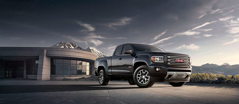 Illustration for article titled I MUST HAVE MORE INFO - 2015 GMC CANYON