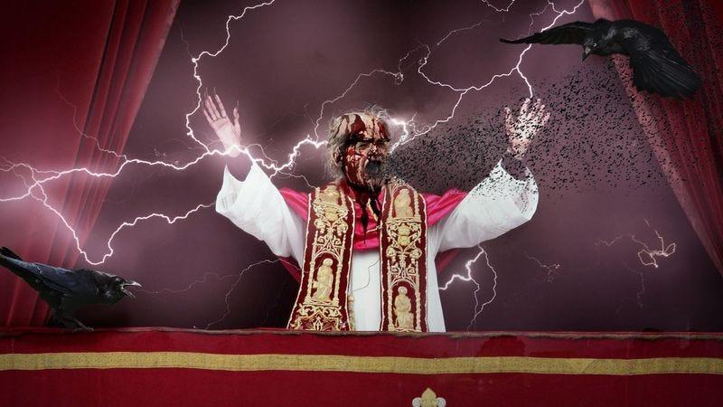 Pope Insanity MXLV.