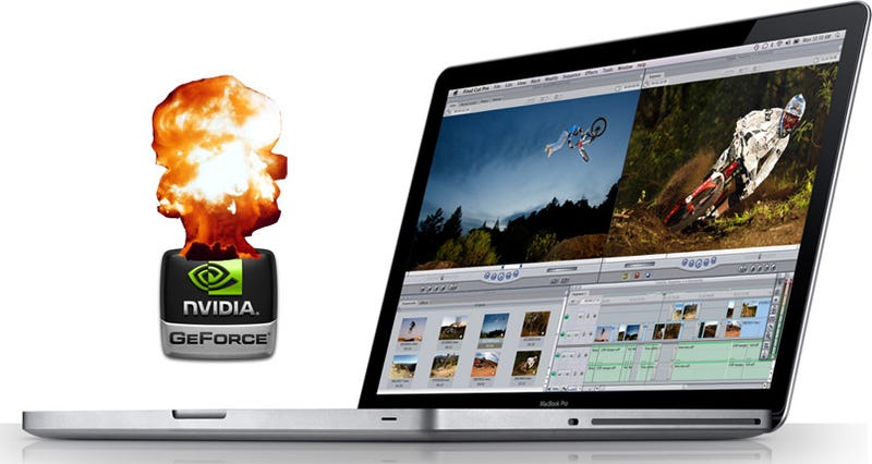 Illustration for article titled Do the New MacBook Pros Have Faulty Nvidia Graphics Cards?