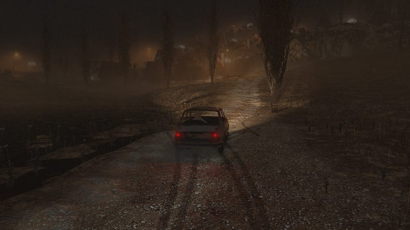 Car Chase Games: Driving Survival Is A Car Chase Horror Game