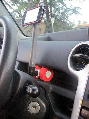 Make an Adjustable Car Dock for $2