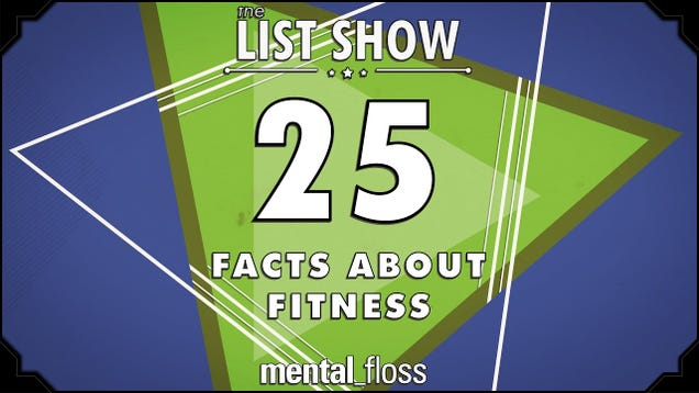 25 Facts About The Science Of Fitness You May Not Know Utter Buzz