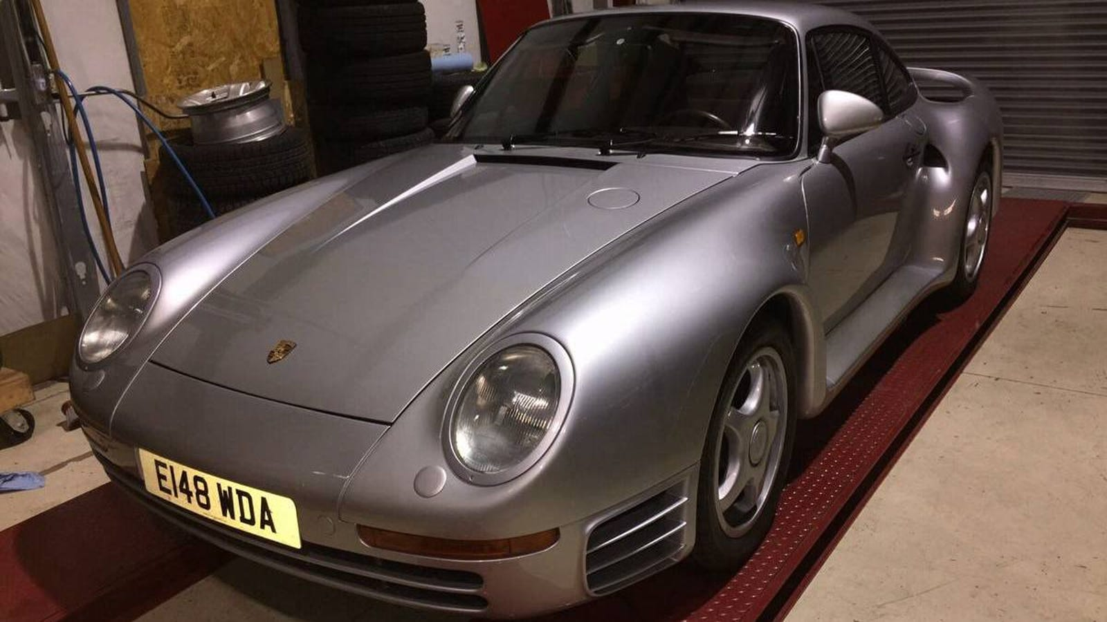 Porsche 959 For Sale >> Here S A Porsche 959 For Sale For 1 2 Million On Uh Craigslist