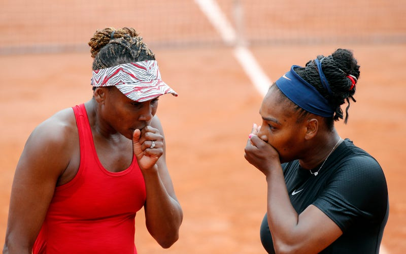 Illustration for article titled Serena Williams Forgets How Many Grand Slam Doubles Titles She And Venus Have