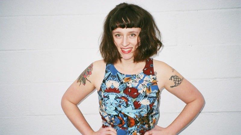Katie Crutchfield of Waxahatchee (Photo: Jesse Riggins)