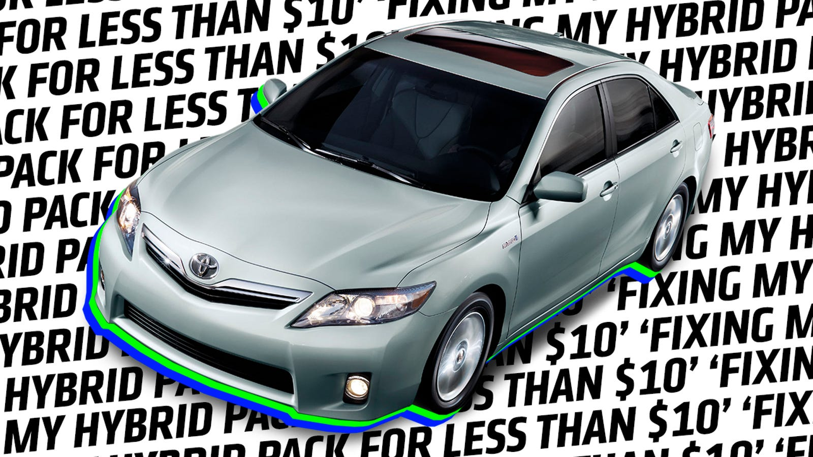 Toyota Camry: Do-it-yourself service precautions