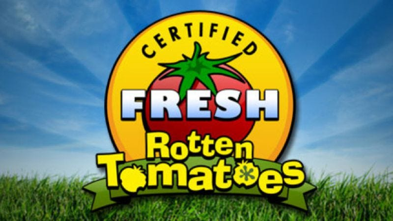 Illustration for article titled Warner Bros. now owns film review site Rotten Tomatoes