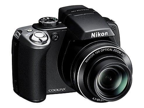 nikon enters super zoom race with 18x coolpix p80 rh gizmodo com nikon p600 manual download nikon p50 manual