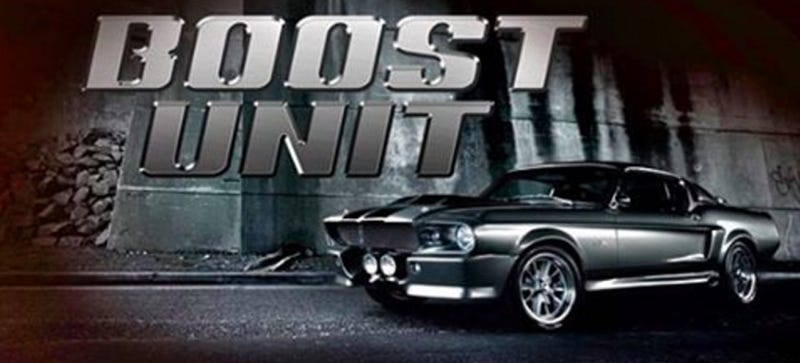 Illustration for article titled Boost Unit Is Dwayne 'The Rock' Johnson's Fast & Furious-Style TV Show