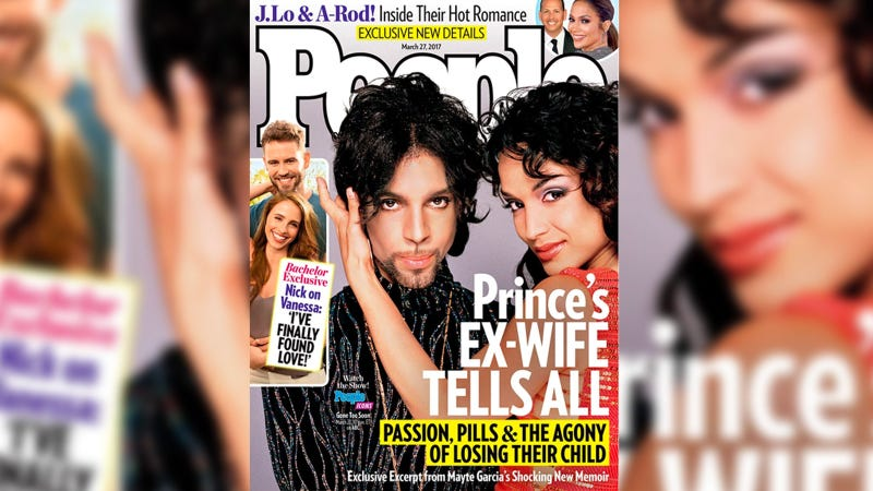 Mayte Garcia: Prince's Ex-wife Hints At 'Disturbing Occasions' Of Drug Abuse