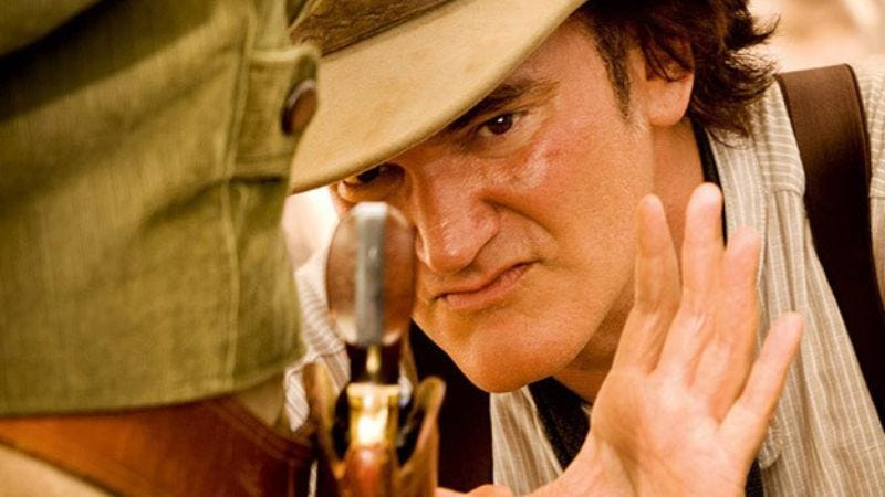 Illustration for article titled Quentin Tarantino has his top 10 films of 2013 ready right now, thank you very much