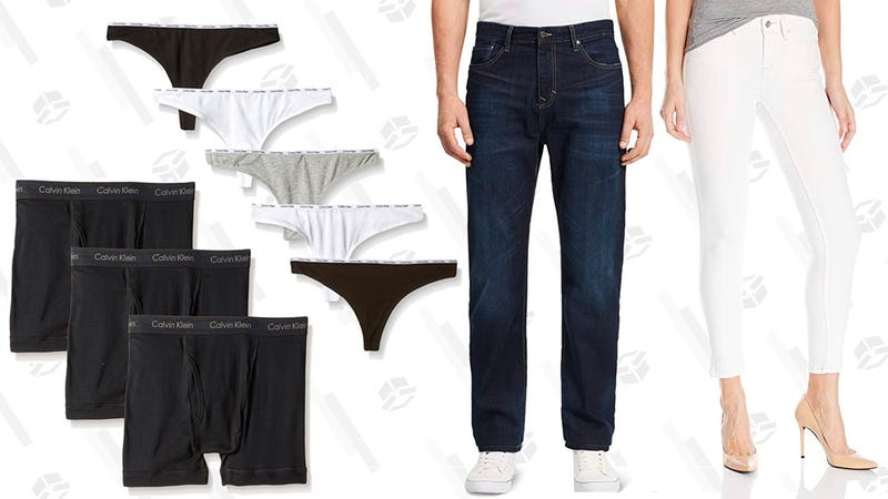 Up to 30% off Calvin Klein Sale | Amazon | Prime members only