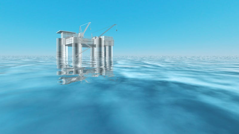 Illustration for article titled This Power Plant Will Tap the Ocean For Endless Power