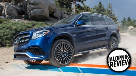 The 2018 Mercedes-AMG GLE43 Is Like A Decent Light Beer