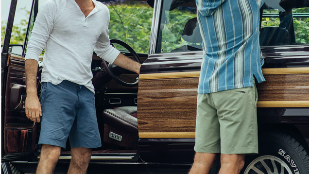Marking the Start of Hot Boy Summer, Men s Shorts Are up to 30% off at Huckberry