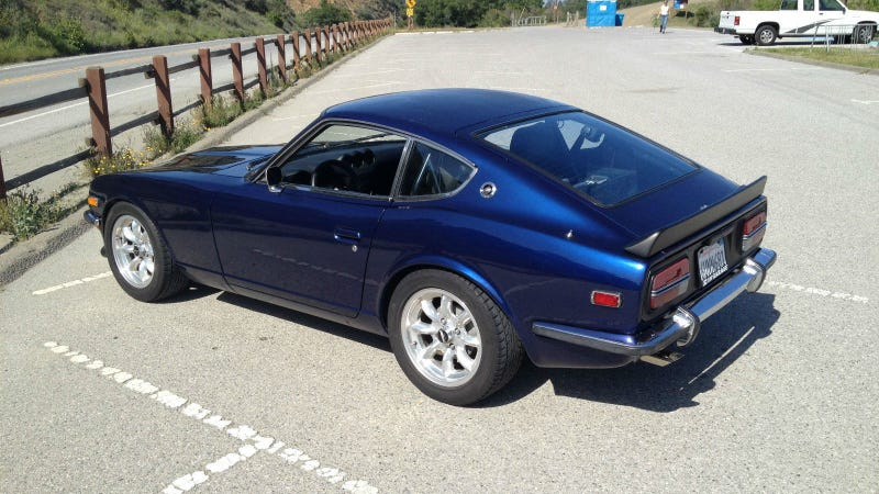 Illustration for article titled Is This 240Z Worth $23k For Rising Sun Rear-Drive Bliss?