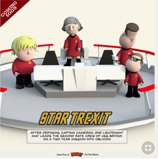 Illustration for article titled shitpost (Brexit)