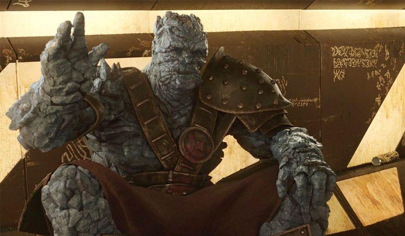 Illustration for article titled Los directores de Infinity War comentan la situación de algunos personajes que no salieron en el film