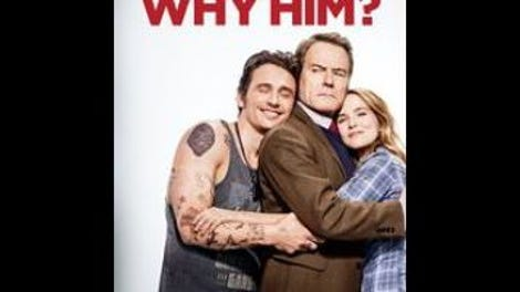 why him bryan cranston asks of james franco in this sporadically