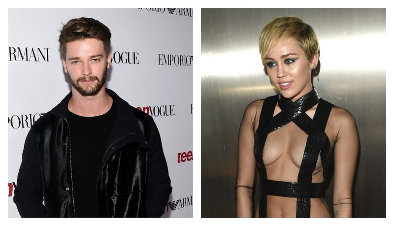 Illustration for article titled Miley Cyrus Might Possibly be Dating Patrick Schwarzenegger