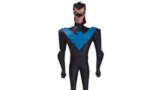 Illustration for article titled The Next Wave Of Animated Batman Figures Comes With An Awesome Nightwing