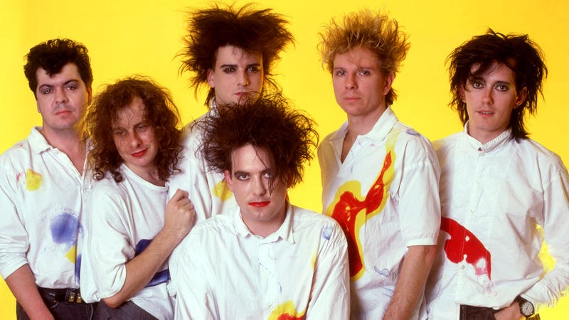 Illustration for article titled Rock & Roll Hall Of Fame Rescinds Nomination After Discovering The Cure Was Voted In As Cruel Prank By Popular Kids
