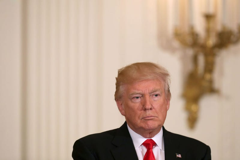 President Trump told Russians 'firing nut job Comey relieved pressure'