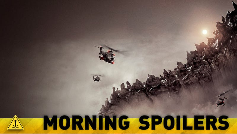 Illustration for article titled Major Plot Reveals From Transformers 4 and Godzilla!