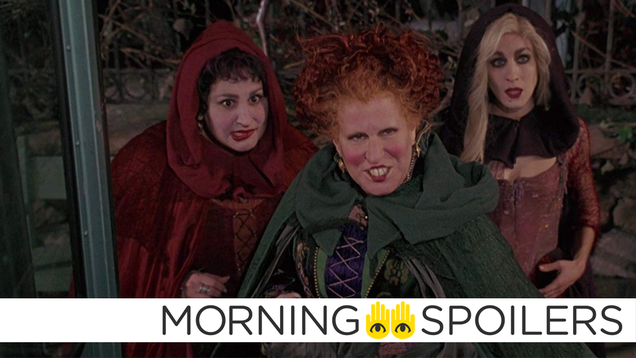 The Sanderson Sisters Will Be Back for Hocus Pocus 2