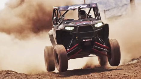 Here's What A Crossover UTV Is In Case You Were Wondering