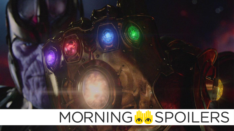 Illustration for article titled More Avengers: Infinity WarSet Pictures Tease Yet Another Villain
