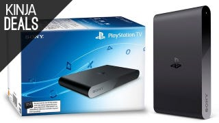 Illustration for article titled Amazon's Having a 50% off Lightning Deal on PlayStation TV