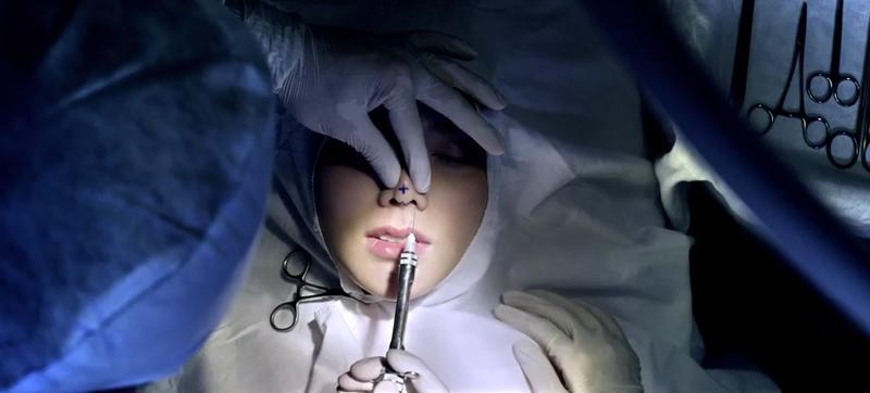 Celebrity Plastic Surgery: The Horror Film