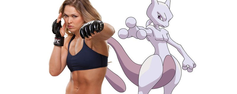 Illustration for article titled Ronda Rousey Dishes On Pokémon and Dragon Ball Z Once More