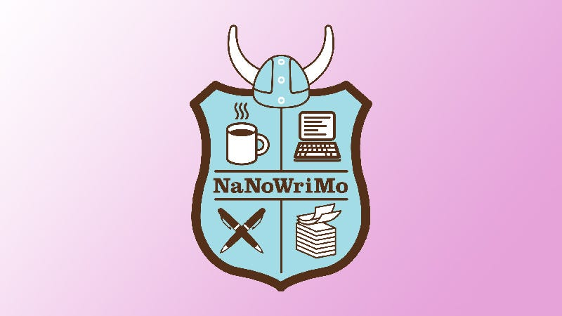 Illustration for article titled What's Your Plan for NaNoWriMo?