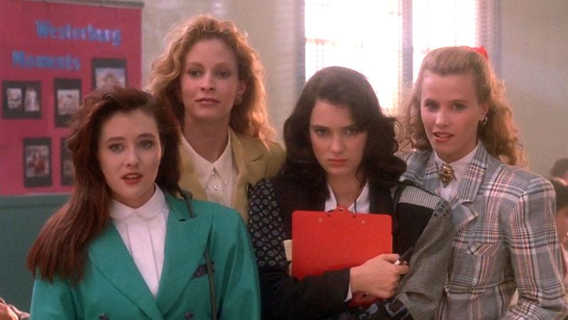 Illustration for article titled TV Land orders Heathers pilot, gets Leslye Headland to direct it