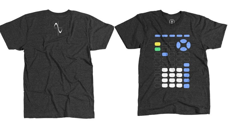 Illustration for article titled Feed your inner maths nerd with this TI-83 T-Shirt