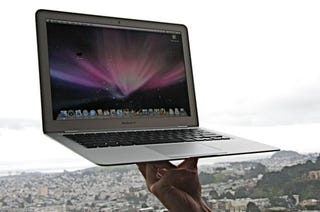 Illustration for article titled MacBook Air Review